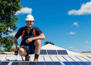 solar repair gold coast